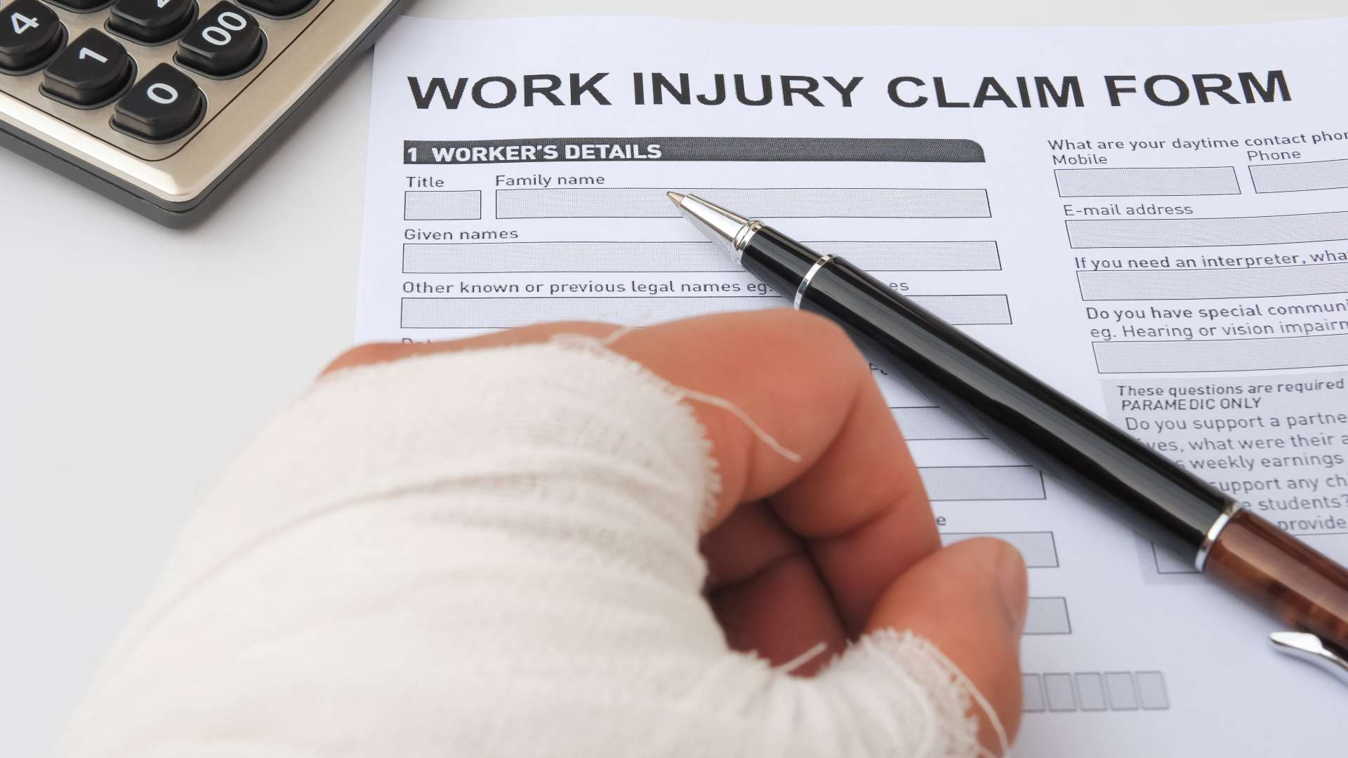 Maryland Personal Injury Lawyer title